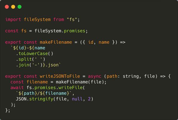 write-and-make-filename
